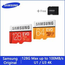 SAMSUNG EVO Micro SD 128GB 256GB 512GB U1 U3 Micro SD Card  Flash Card SD/TF