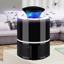 Electric Mosquito Killer Lamp LED fly Bug Trap Zapper Anti Mosquito Killer Lamp