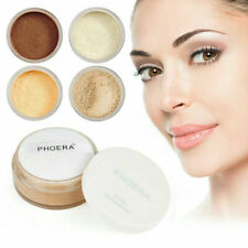 PHOERA Translucent Loose Setting Face Powder Makeup Foundation Smooth Hot Sale