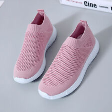 Women Shoes Sport Running Trainers Sneakers Casual Sock Mesh Breathable Athletic