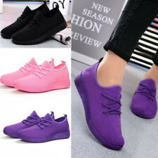 Womens Sport Sneakers Athletic Training Walking Breathable Casual Running Shoes