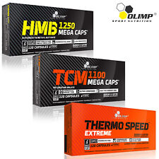 HMB + CREATINE MALATE + THERMO SPEED EXTREME - Fat Reduction & Lean Muscle Build