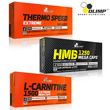 THERMO SPEED EXTREME + HMB + L-CARNITINE - Extreme Fat Reduction & Weight Loss