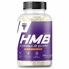 HMB PILLS FOOD SUPPLEMENT - Supports Fat Free Muscle Growth - Strength Booster