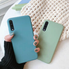Matte Slim Soft Rubber Case Cover For Xiaomi Mi 9T A3 9 8 Lite Redmi Note 7 Pro