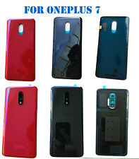For Oneplus 7 New Housing Battery Back Cover Rear Glass Case Cover Adhesive RL02