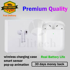 i200 TWS BLUETOOTH 5.0 Wireless Earbuds Headphones Airpods 2 For iphone Android