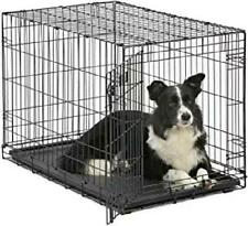 MidWest Homes Pet Dog Crate iCrate Door Cage Bed Kennel Playpen House