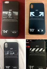 Hot luxury OFF WHITE Arrows Mona Lisa iphone 6s 7 8 plus 11 XS Pro MAX XR X fash
