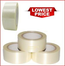 Fibreglass Open Weave Woven Cloth Tape For Polyester /& Epoxy Resins 75mm x 3m