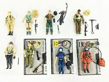 Vintage Gi Joe Action Figures & Accessories Used [Pick from the list] 1983 84 85