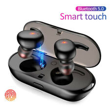 Bluetooth 5.0 Wireless Headphones TWS Earphones Mini In-Ear Pods For Android IOS