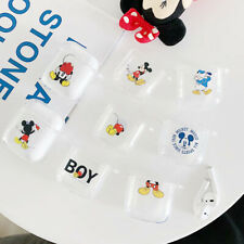 Mickey Minnie Cute Disney Earphone Airpod Cover For Apple Airpods Charging Case