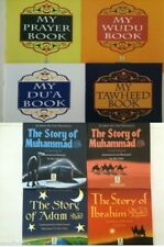 MY PRAYER DUA WUDU TAWHEED BOOK KIDS MUSLIM CHILDREN ISLAMIC STORY BOOKS