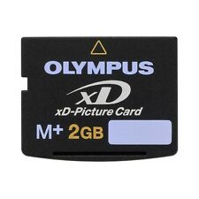 2GB xD Type M+ Olympus Flash Memory Card for  X715 & more