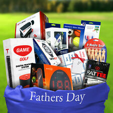 Mens Gifts - Executive Golf Presents For Fathers Day Dad Brother Birthday Him UK