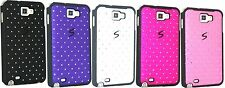 Fancy Protective Case Cover For Samsung Galaxy Note N7000 i9220