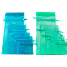 "Organza Sheer Gift Candy Buffet Favor Bags Jewelry Packing Pouch Wedding 3""x4"""