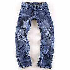 46bf7bb63221 JACK JONES nouveau pantalon de jeans RICK ORIGINAL AT 215 Comfort ...
