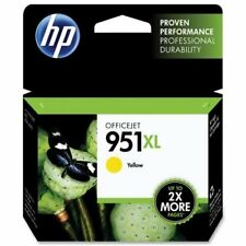 HP Genuine 951XL Yellow Printer Ink Cartridge CN048AE