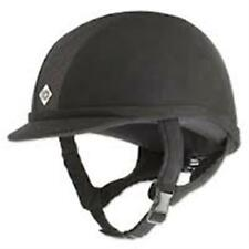 Charles Owen Ayr8 riding hat helmet low profile vented headwear pas015.2011