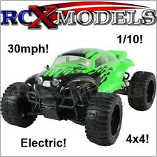 RC Car Truck Fast Buggy Remote Control Model Electric Version of Nitro/Petrol UK