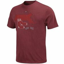 MLB Baseball T-Shirt BOSTON RED SOX - Cooperstown Double Digit Lead Pigment Dyed