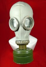 Soviet Russian GP-5 Cold War Gas Mask + Filter Unused Military Stock