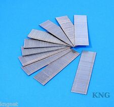 1000 Tacwise 35mm/30mm/25mm Brad Nails 18 Gauge/18g/180 Galvanised for Gun