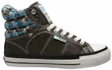 BK British Knights Sneaker Schuhe Atoll dk grey turquoise B 32- 3717.01