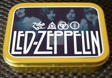 LED-ZEP 1 and 2oz Tobacco Tins