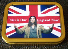 Shameless This is Our England 1 and 2oz Tobacco/Storage Tins