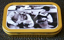 Laurel and Hardy-a- 1 and 2oz Tobacco/Storage Tins