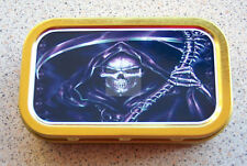 The Grim Reaper -a- 1 and 2oz Tobacco/Storage Tins