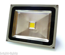 12v - 24v LED FLOODLIGHTS 10W WORK LIGHT BATTERY NIGHT LIGHTS SECURITY WHITE UK
