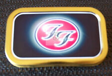 Foo Fighters 1 and 2oz Tobacco/Storage Tins