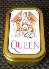 Queen 1 and 2oz Tobacco/Storage Tins