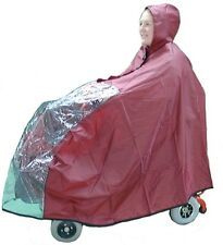 MOBILITY MINI SCOOTER WATERPROOF RAIN COVER - DISABILITY AIDS BAYLISS MOBILITY