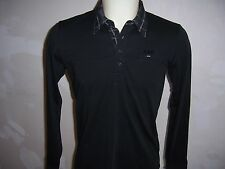 POLO Manches Longues neuf adulte Sun Valley taille XL coloris noir