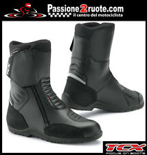 stivale moto boots Tcx x-action xaction waterproof strada turismo stivali