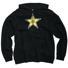 ONE INDUSTRIES YOUTH KIDS OFFICIAL ROCKSTAR ENERGY WRITING ON WALL HOODY HOODIE
