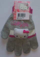 GUANTI BAMBINA INVERNALE HELLO KITTY ART. X-5752
