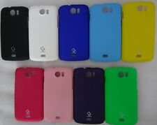 MICROMAX CANVAS 2 A110 RUBBERISED MULTI COLOR CAPDASE CASE HARD BACK CASE