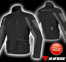 Giacca dainese Temporale D-dry black dark-gull-gray moto scooter touring jacket