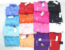 BNWT RALPH LAUREN WOMEN LADIES LUXURY POLO T-SHIRT SKINY FIT RRP £75