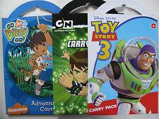 Carry Packs Various Along Activities Fun Stickers Poster Height Chart Ben Toy BN