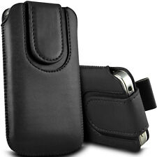 Case cover for Apple iphone 4s,PU Leather Pull tab Pouch+Magnetic flip strap-(S)