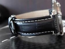 PADDED QUALITY LEATHER STRAP BAND  FOR  RAYMOND WEIL WATCH 18mm 20mm 22mm 24mm