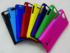 SONY XPERIA J ST26i RUBBERISED MULTI COLOR CAPDASE HARD BACK CASES