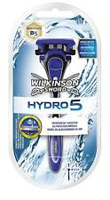 WILKINSON SWORD HYDRO 5 B5 SHAVING RAZOR AND/OR BLADES 1 4 8 12 PACK TRIMMER